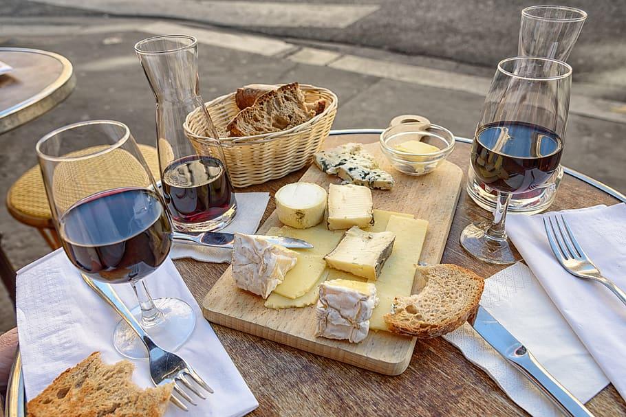 Paris street food