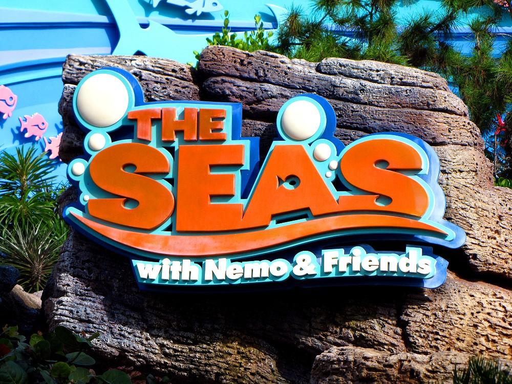 Seas with Nemo & Friends